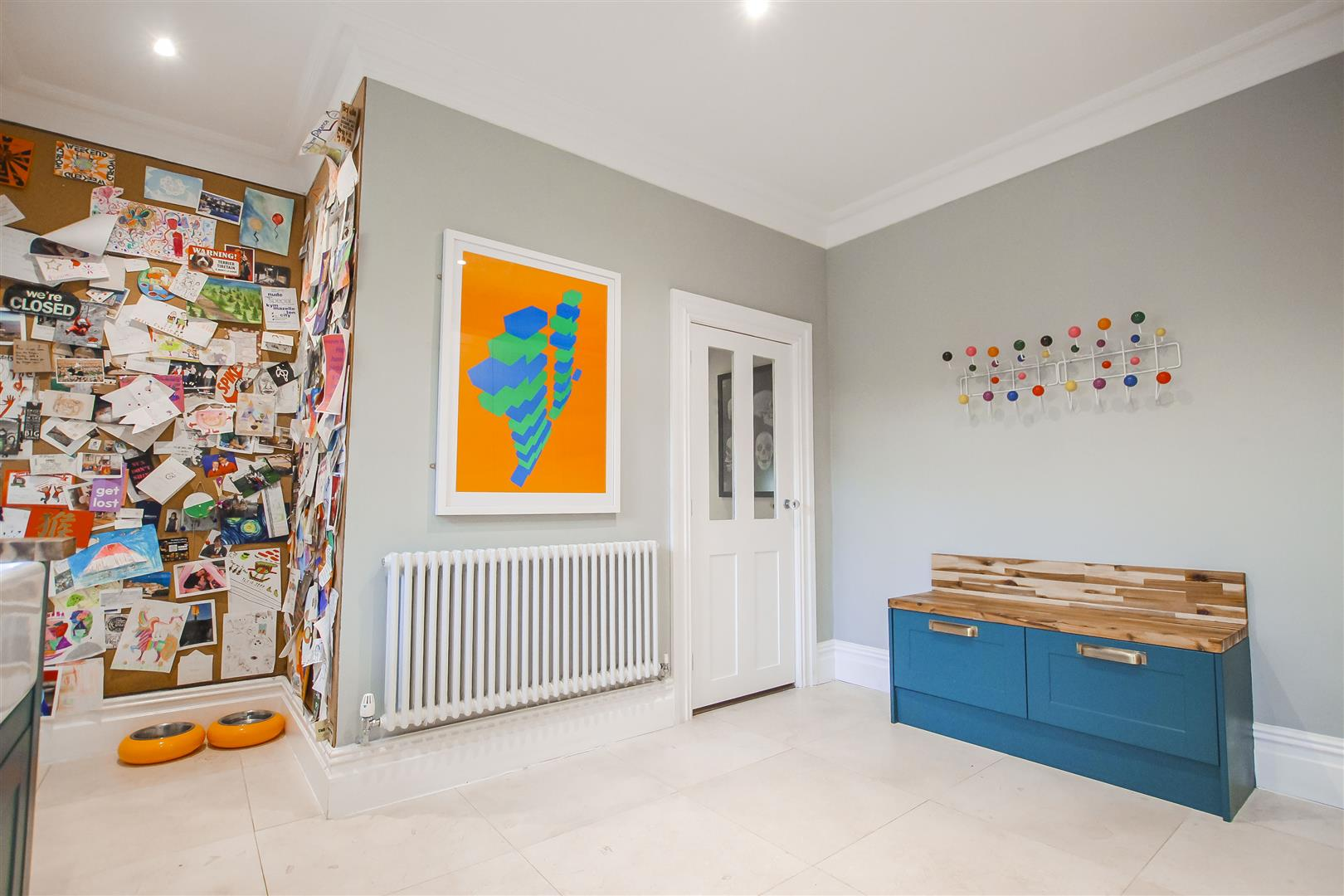 5 Bedroom Detached House For Sale - Boot Room